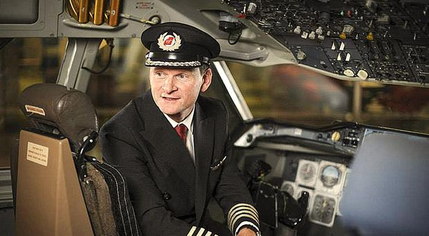 Pilot David Williams said he was just doing his job after he dramatically landed a Virgin Atlantic jet (Virgin/PA)