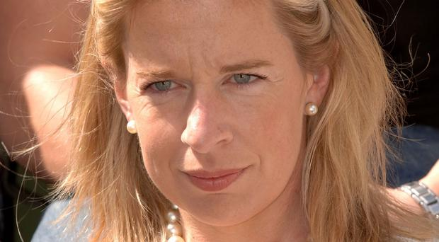 After a Scottish nurse confirmed to have Ebola was transferred to a London hospital, Katie Hopkins tweeted: 'Sending us Ebola bombs in the form of sweaty Glaswegians just isn't cricket'