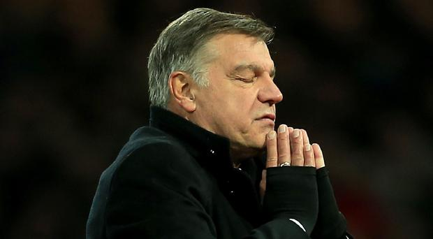 West Ham United manager Sam Allardyce is said to have fallen victim to a scam targeting club staff and players