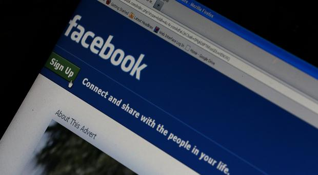 Facebook and Twitter have been criticised for not removing anti-Islamic postings
