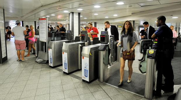 Central Line trains will not stop at Tottenham Court Road Tube station
