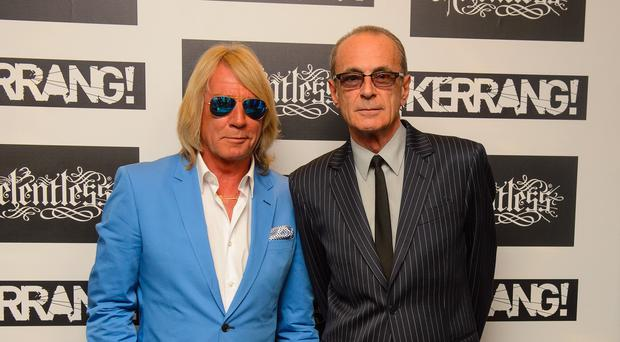 Status Quo will achieve 500 weeks on the album chart