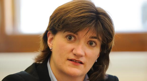Nicky Morgan said professional careers advisers were part of a
