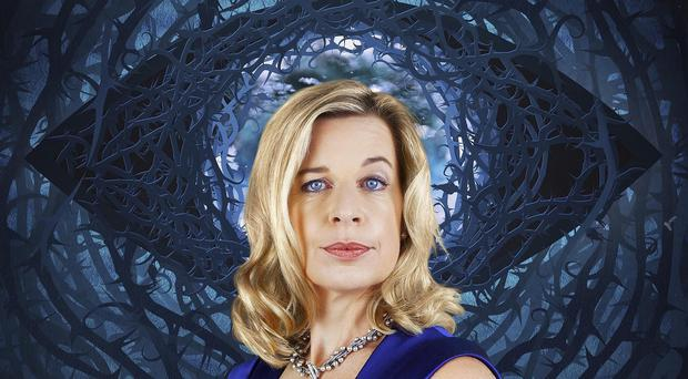 Pantomime villain Katie Hopkins.