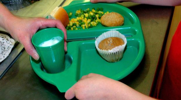 Many children arrive at school without having eaten properly, teachers are reporting