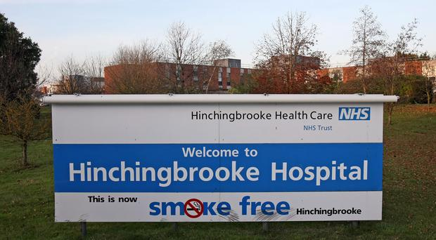 The operator that runs Hinchingbrooke hospital in Cambridgeshire is withdrawing from the deal