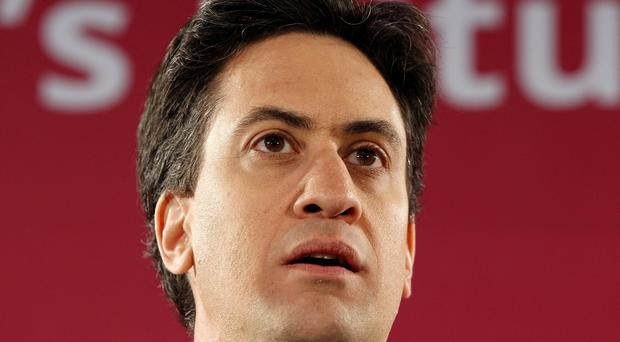 Labour leader Ed Miliband called for the creation of a Living Standards Index