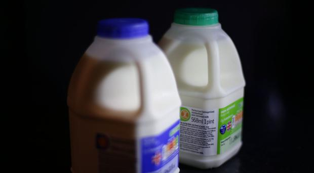 First Milk is delaying payments to farmers, saying 2014 was a 'year of volatility that has never been seen before' in the global dairy industry (Yui Mok/PA Wire)