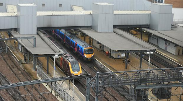 Just under two thirds of trains showed up within 59 seconds of their scheduled arrival time last year, figures show