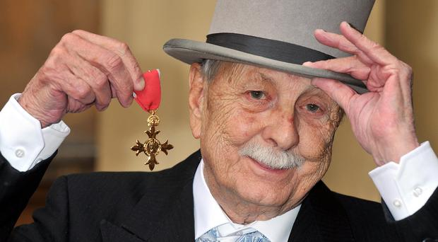 Screenwriter Brian Clemens has died