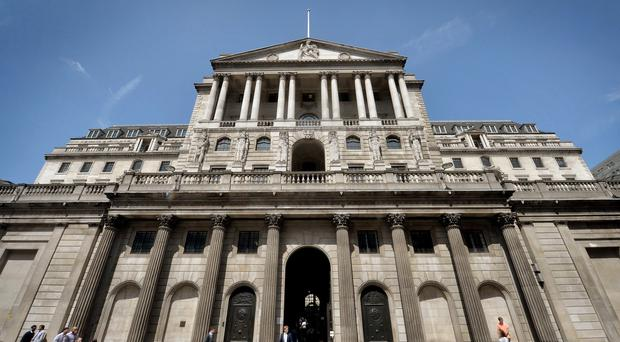Low inflation is likely to head off any chance of a rates hike by the Bank of England