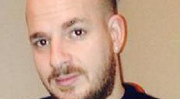 Michael Paxman, the man found dead in a burning car which had crashed into a bus stop on the Old Kent Road in south east London.