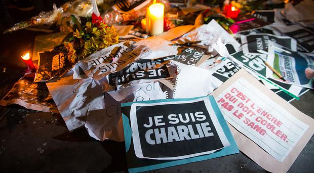 Copies of Charlie Hebdo are heading for the UK
