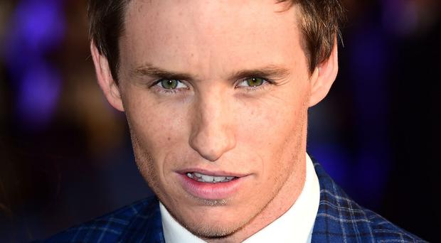 Eddie Redmayne has already taken the Golden Globe for his portrayal of pioneering scientist Stephen Hawking
