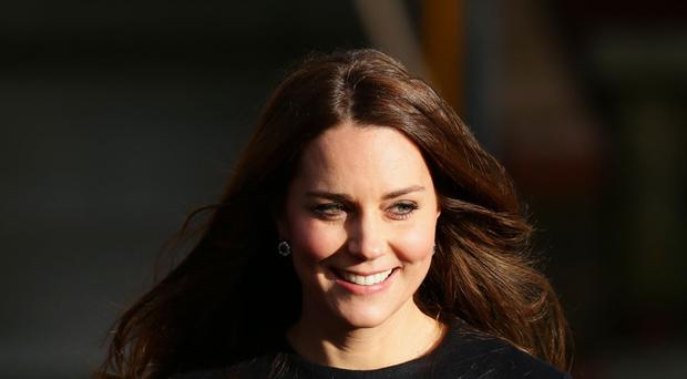 The Duchess of Cambridge will attend a Fostering Network reception