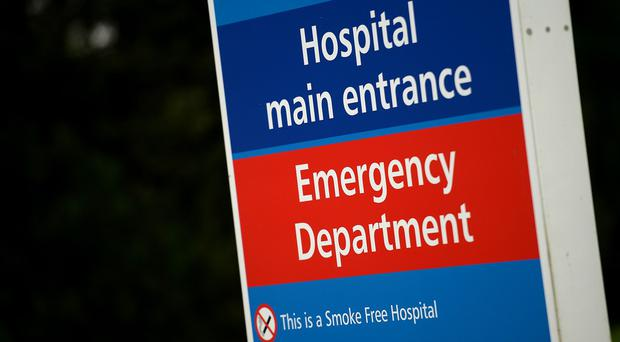 The latest figures reflect the continuing pressure on A&E departments
