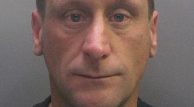 Ian Catley admitted manslaughter for the killing of Philip Harper (Cambridgeshire Police/PA)