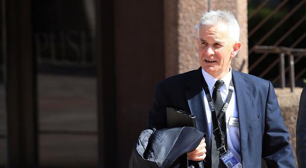 The case against Sir Peter Fahy was thrown out