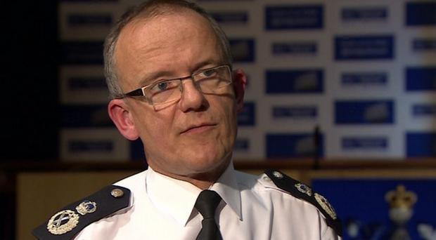 Security review: Scotland Yard Asst Commissioner Mark Rowley