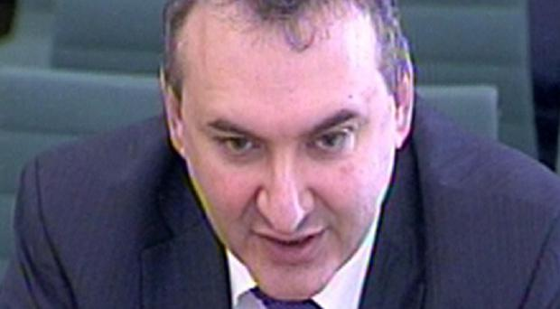 Department for Education permanent secretary Chris Wormald conducted an internal investigation of the Trojan Horse scandal