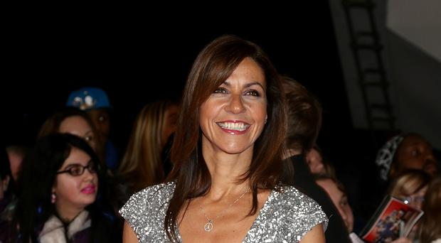Julia Bradbury conceived the twins through IVF