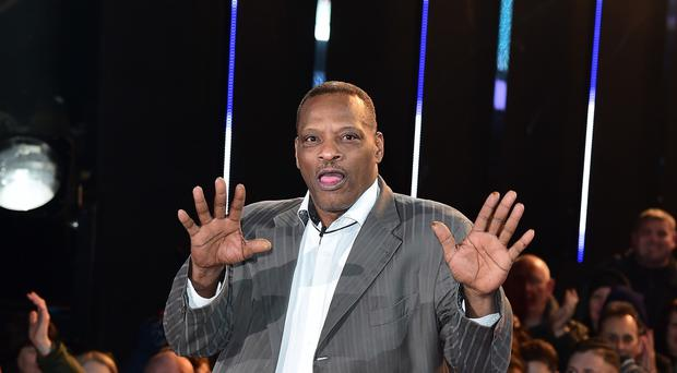 Alexander O'Neal is to leave the Big Brother house