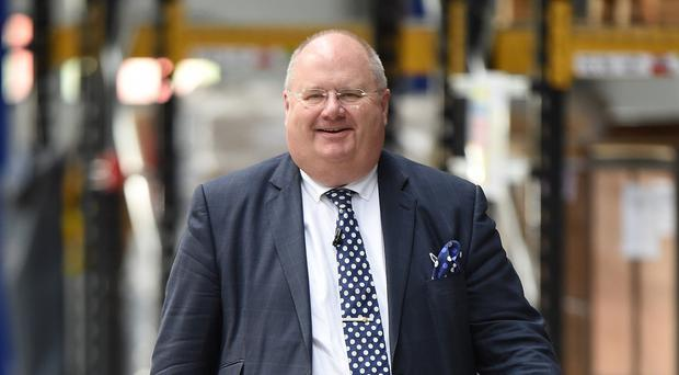 Eric Pickles has written to mosques in England urging them to do more to root out extremists and prevent young people being radicalised.