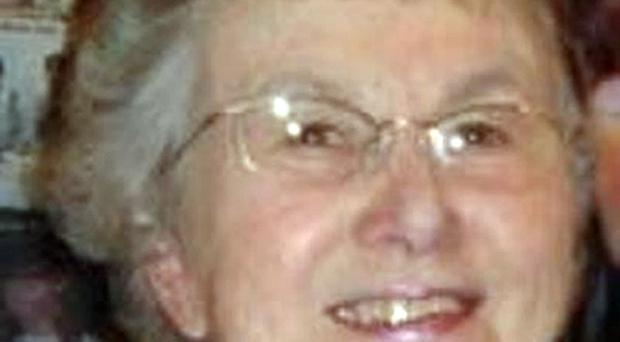 Cynthia Beamond's body was found hidden in her house