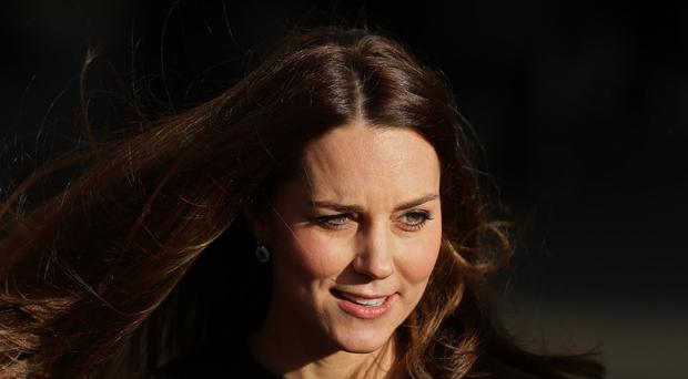 The Duchess of Cambridge is busy with engagements in Kensington