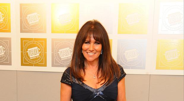 Linda Lusardi made her name on page three of The Sun