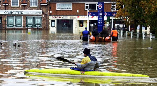 Insurers and campaigners have called for no new housing to be built in flood-prone areas