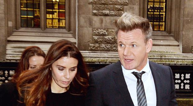 Gordon and Tana Ramsay gave evidence in the case