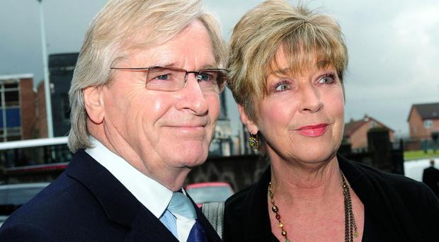 William Roache and Anne Kirkbride shared the screen for more than 40 years