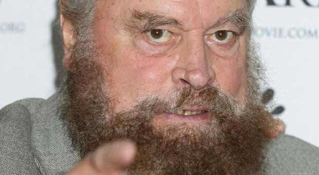 Brian Blessed had begun to deliver his opening lines in a Shakespearean tragedy when he fainted