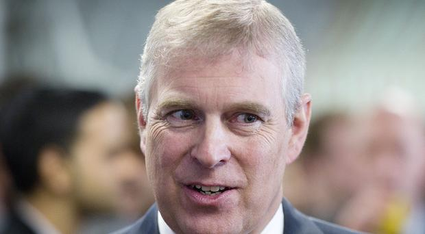 The Duke of York denies sex claims made in the US