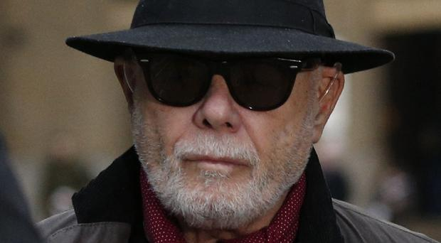 Gary Glitter denies the charges