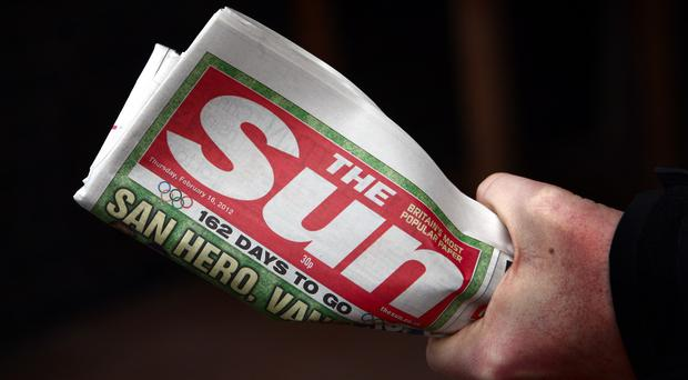 The Sun has been running topless pin-ups on Page 3 for 44 years