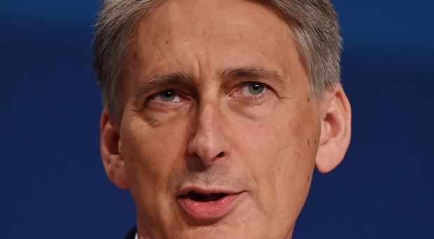 Foreign Secretary Philip Hammond has warned that IS must be defeated for the security of Britain
