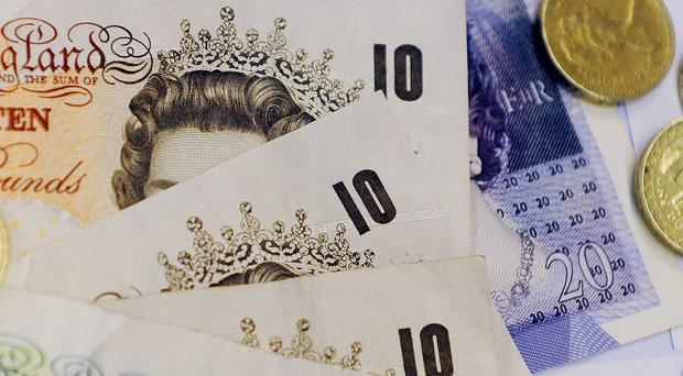 Pay rises in the public sector were worth a median 1.5% last year compared with 2% in private firms