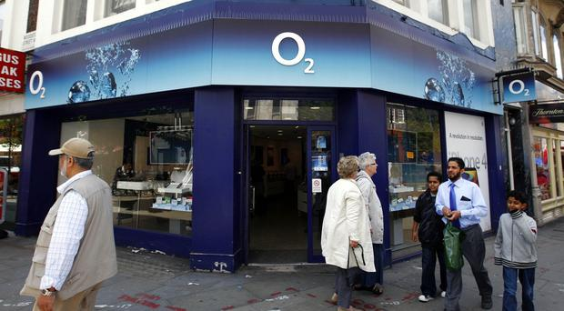 O2 is the subject of a £10bn offer