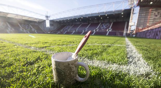 Hearts pay staff the Living Wage