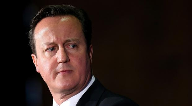 David Cameron has vowed to stand with Japan after an IS video claimed the extremist group had executed one of its Japanese hostages