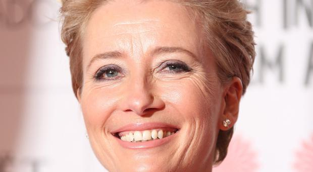Actress Emma Thompson is one of a number of celebrities who has written to the Prime Minister.