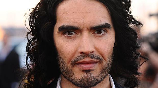 Comedian Russell Brand features on a list of the 500 most influential people in Britain