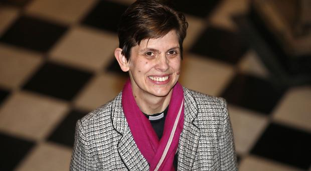 The Church of England's first female bishop, the Rev Libby Lane, will be consecrated