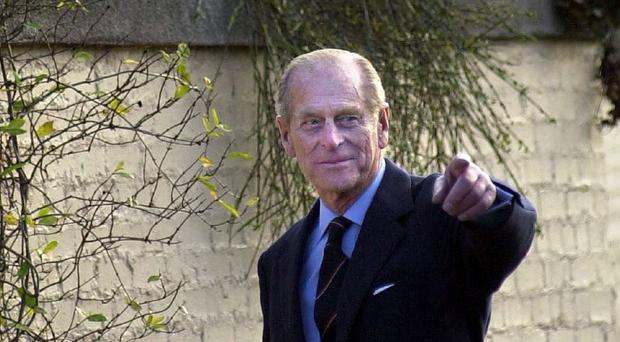 The Duke of Edinburgh was granted the honour of a Knighthood for a long life of duty and service