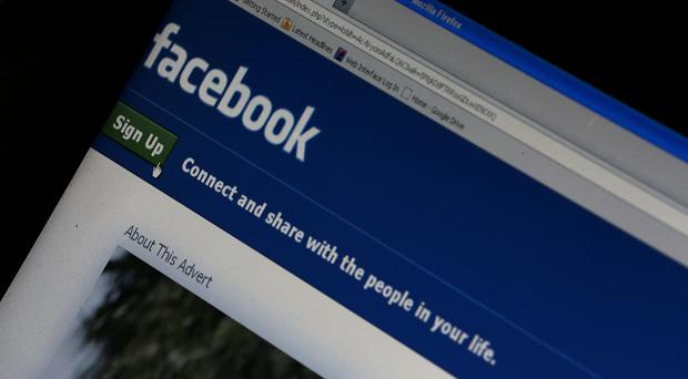 A 14-year-old has been excluded from school after making insulting comments about his associate head teacher on Facebook