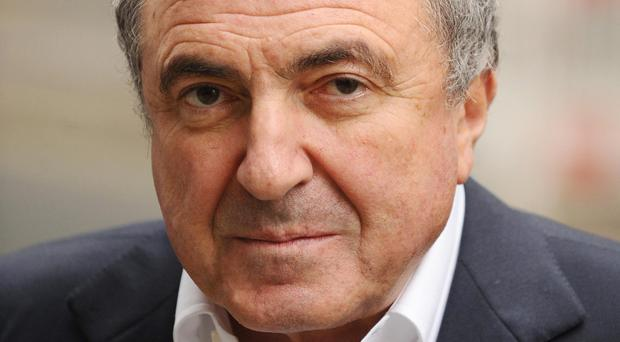 The late Russian oligarch Boris Berezovsky
