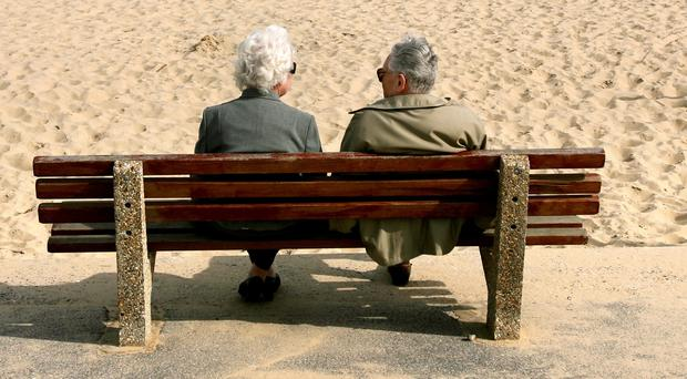 And more than half of men and almost a third of women aged over 70 said they were still sexually active, a study showed