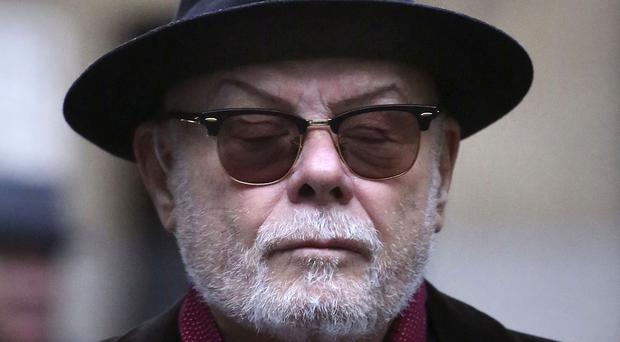 Gary Glitter sobbed while giving evidence